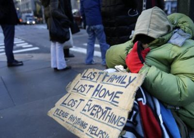 Social Services for the Homeless (SSH)